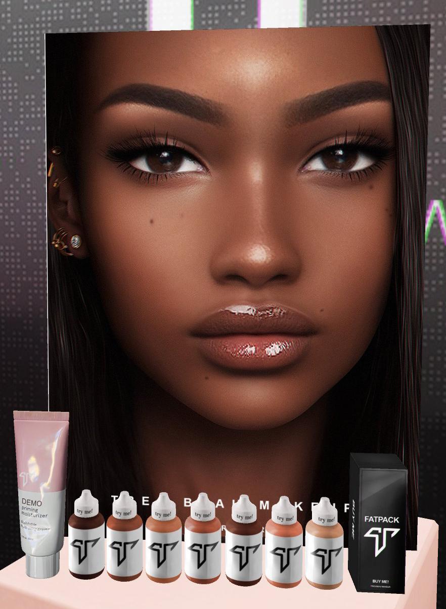 [Mixte] Tres beau makeup Zziod252