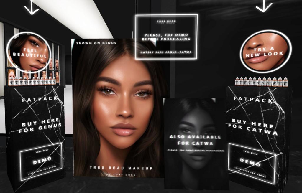 [Mixte] Tres beau makeup Zziod348