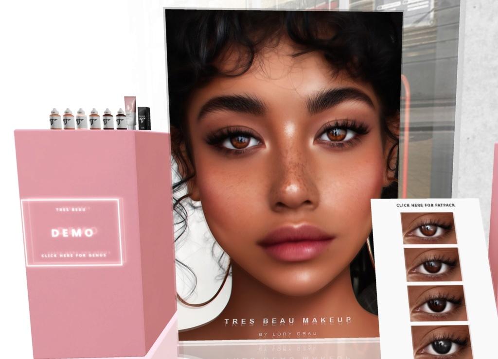 [Mixte] Tres beau makeup Zzjai210