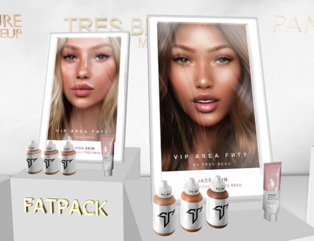 [Mixte] Tres beau makeup Zzjaie10