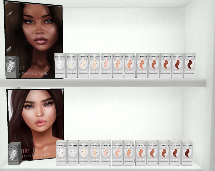 [Mixte] Beauty Avatar devient Glam affair & Tableau vivant - Page 3 Zzjaie25