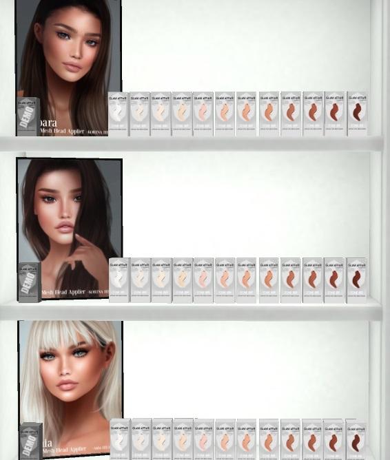 [Mixte] Beauty Avatar devient Glam affair & Tableau vivant - Page 3 Zzjaie63