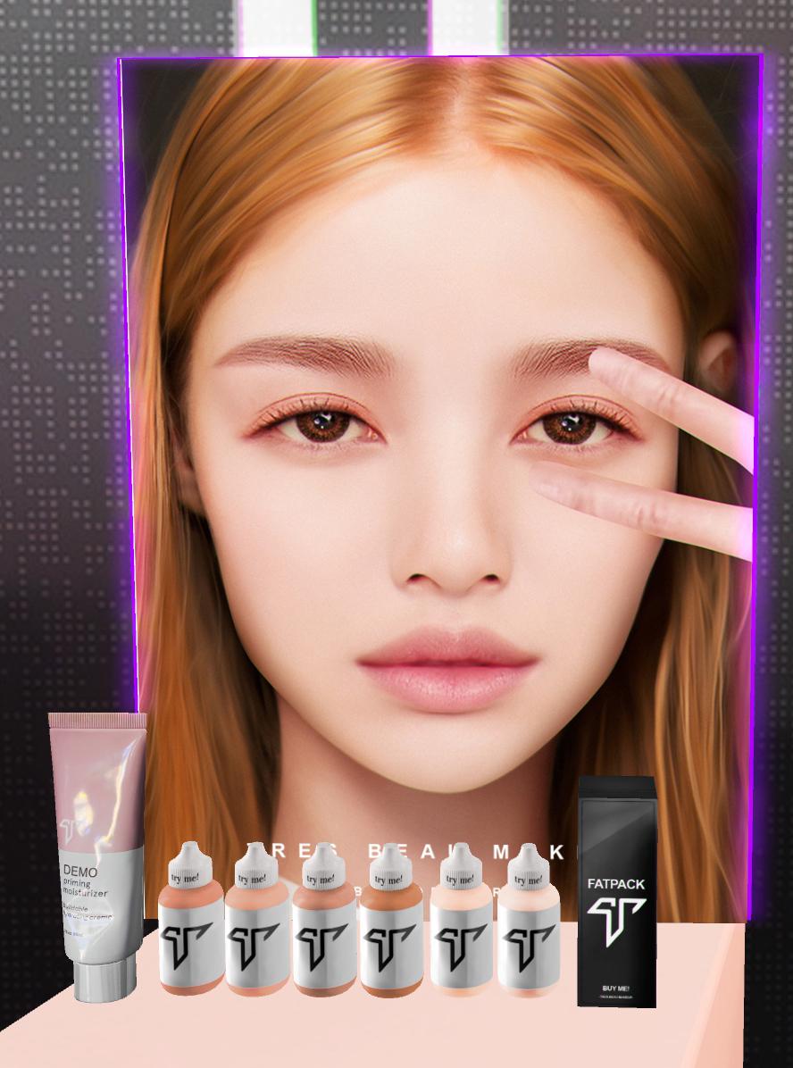 [Mixte] Tres beau makeup Zzrif111