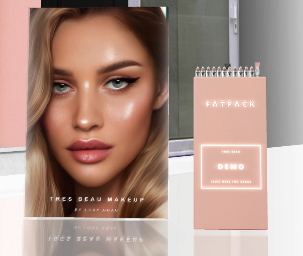 [Mixte] Tres beau makeup Zzrif202