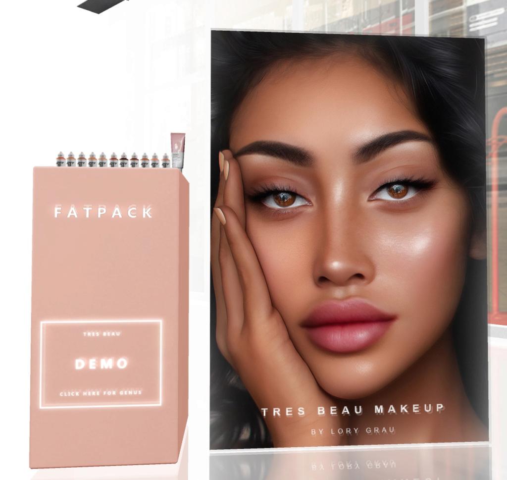 [Mixte] Tres beau makeup Zzrif203