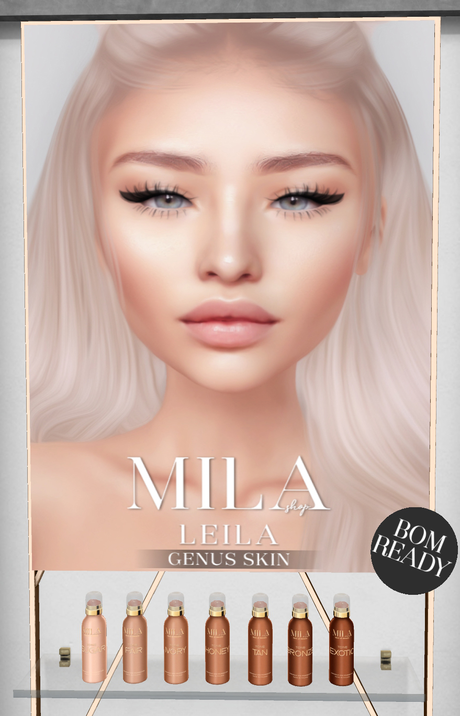 [Femme] Mila Zzrif318