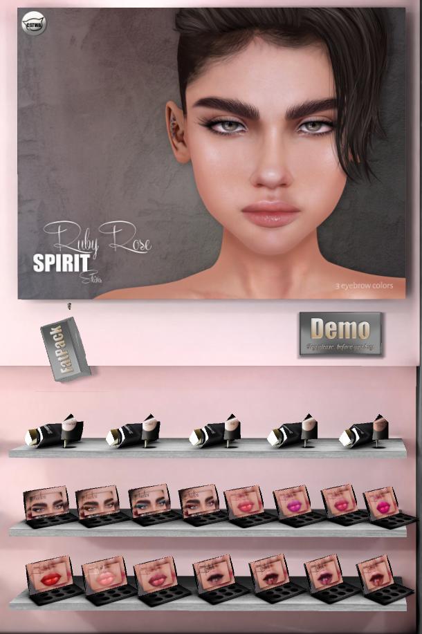 [Femme] Spirit skins Zzrifi16