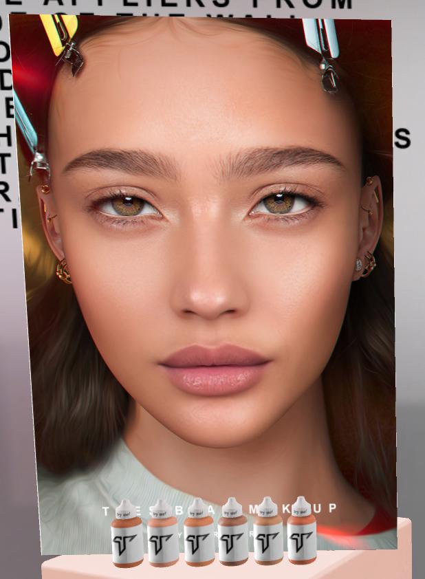 [Mixte] Tres beau makeup Zzrifi78