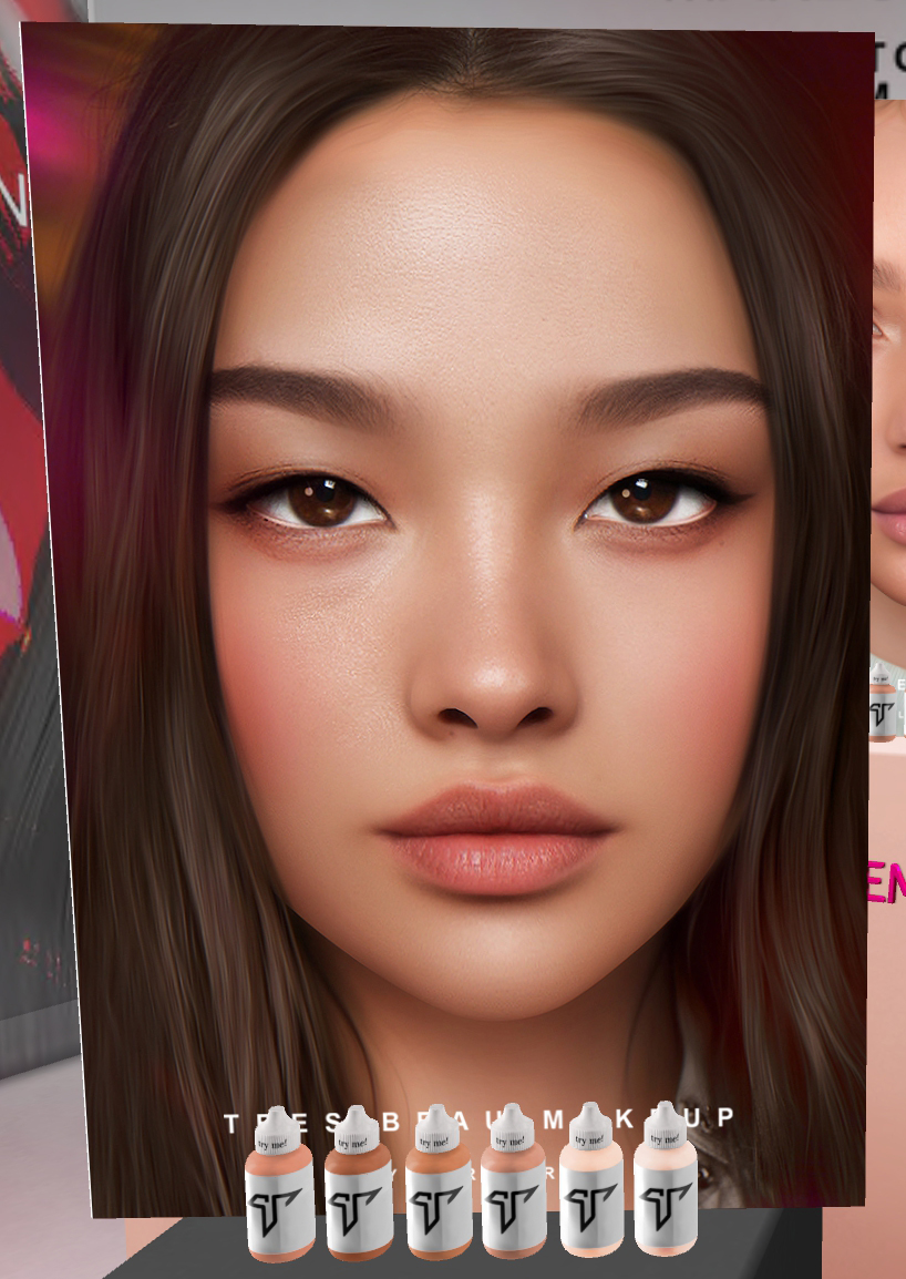 [Mixte] Tres beau makeup Zzrifi79