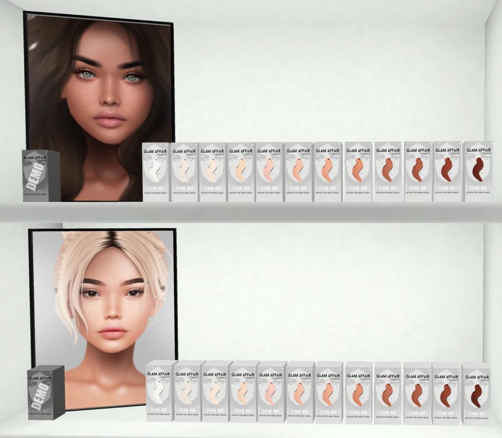 [Mixte] Beauty Avatar devient Glam affair & Tableau vivant - Page 3 Zzudge10
