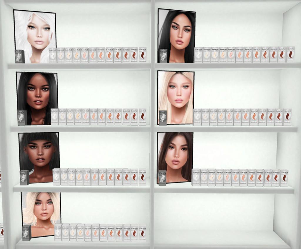 [Mixte] Beauty Avatar devient Glam affair & Tableau vivant - Page 3 Zzudge11