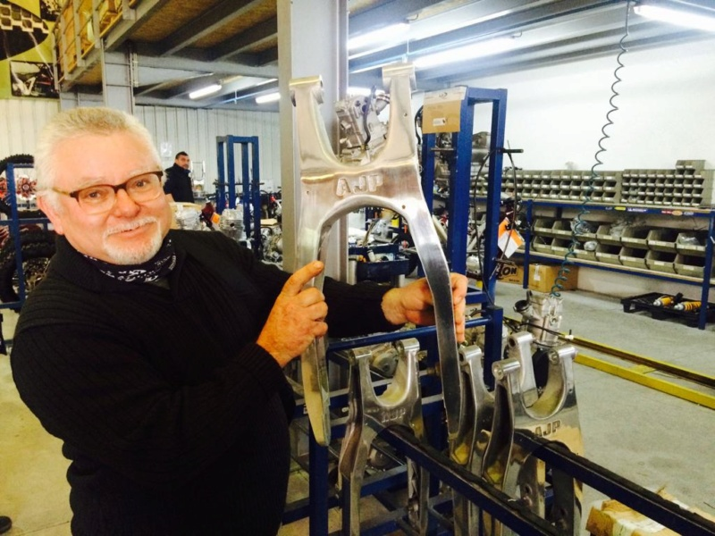Visita a la fabrica de AJP en Portugal Whatsa28