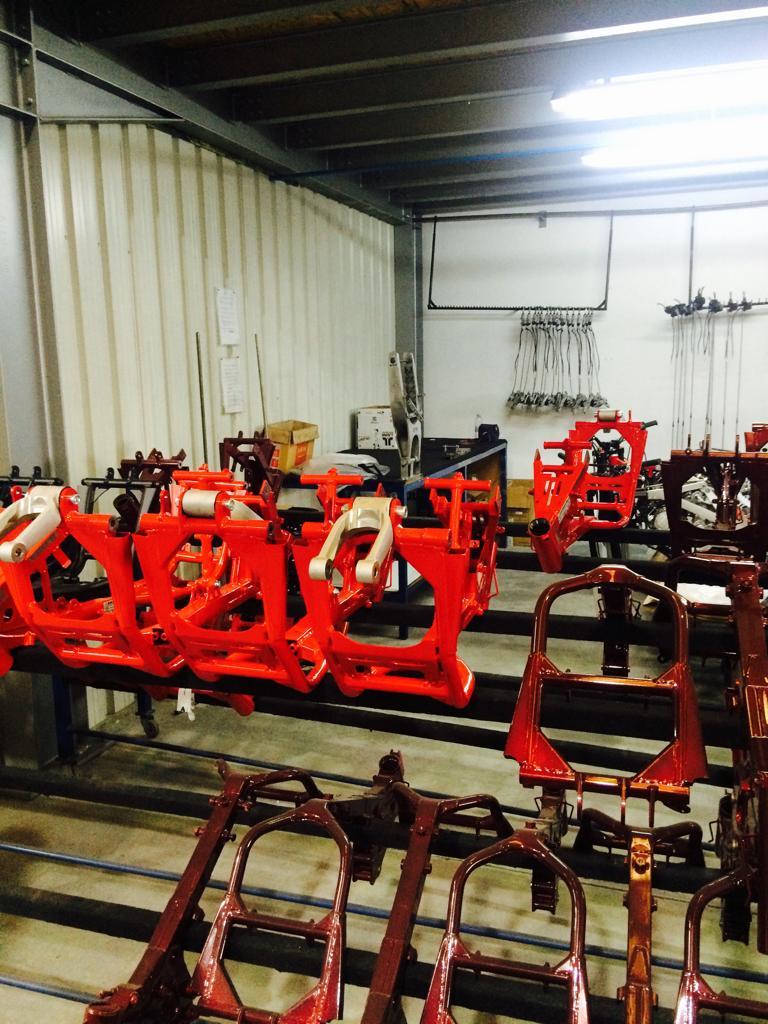 Visita a la fabrica de AJP en Portugal Whatsa29