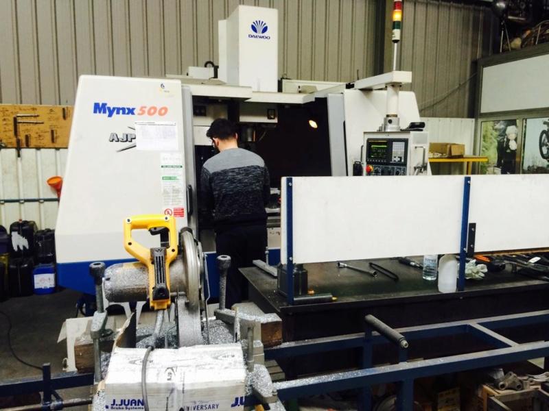 Visita a la fabrica de AJP en Portugal Whatsa34