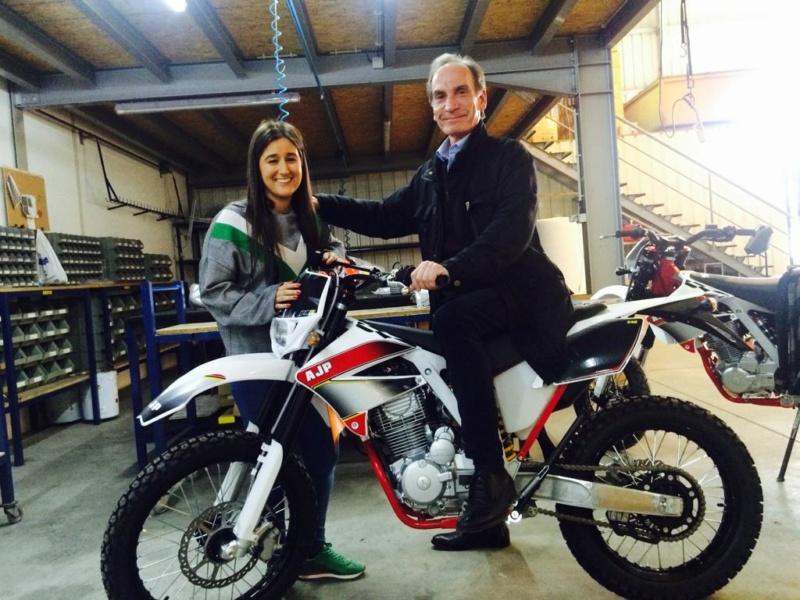 Visita a la fabrica de AJP en Portugal Whatsa36