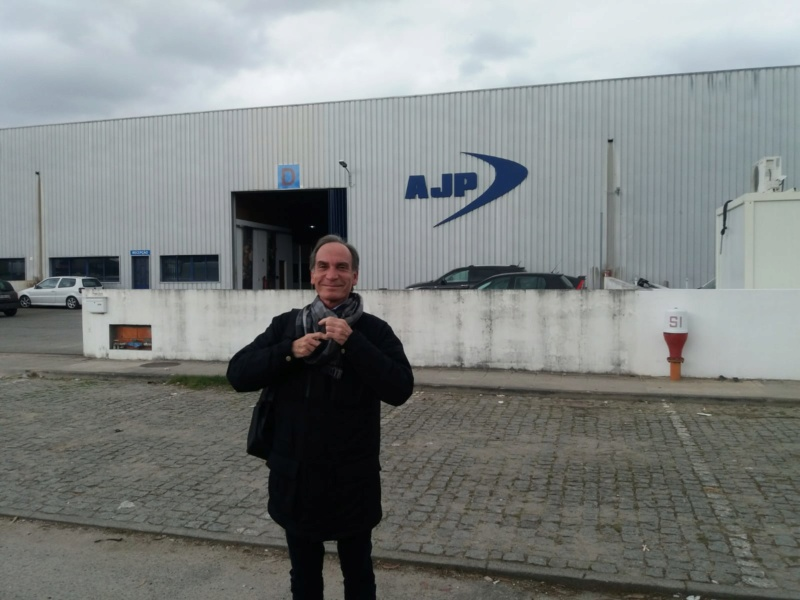 Visita a la fabrica de AJP en Portugal Whatsa41