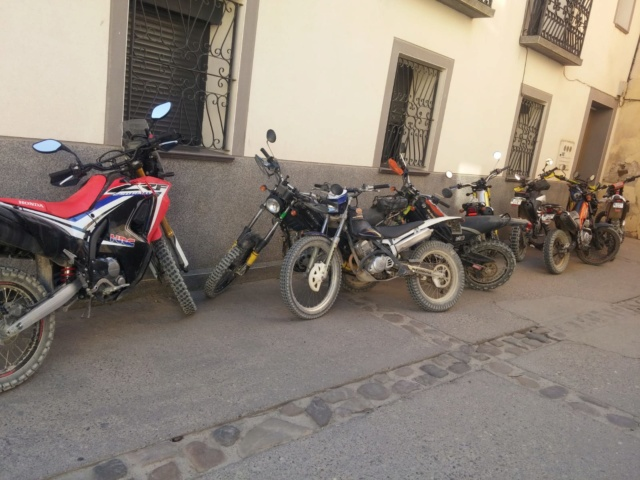 Ruta Yamaha Tricker MotoAventura Club Bardenas Reales Navarra del 28 al 31 de Marzo 2019 Whatsa43