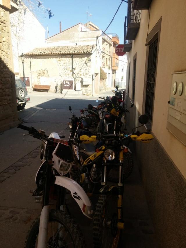Ruta Yamaha Tricker MotoAventura Club Bardenas Reales Navarra del 28 al 31 de Marzo 2019 Whatsa44