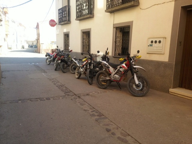 Ruta Yamaha Tricker MotoAventura Club Bardenas Reales Navarra del 28 al 31 de Marzo 2019 Whatsa45