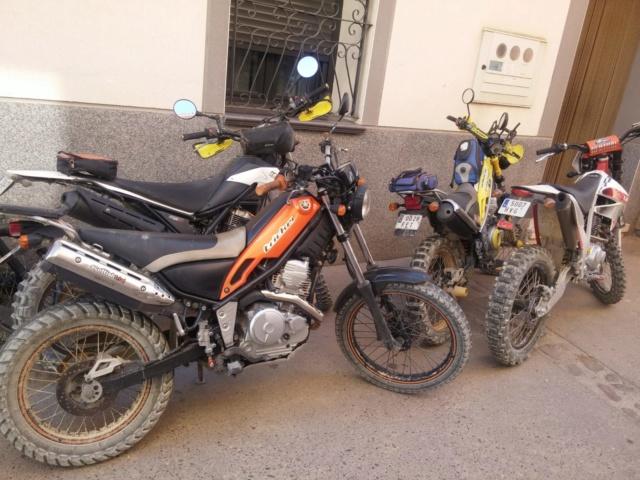 Ruta Yamaha Tricker MotoAventura Club Bardenas Reales Navarra del 28 al 31 de Marzo 2019 Whatsa46
