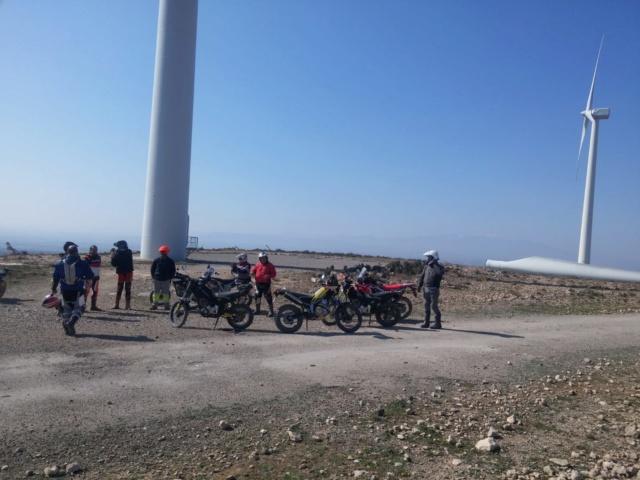 Ruta Yamaha Tricker MotoAventura Club Bardenas Reales Navarra del 28 al 31 de Marzo 2019 Whatsa49