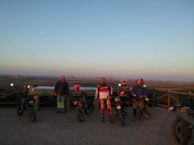 Ruta Yamaha Tricker MotoAventura Club Bardenas Reales Navarra del 28 al 31 de Marzo 2019 Whatsa52