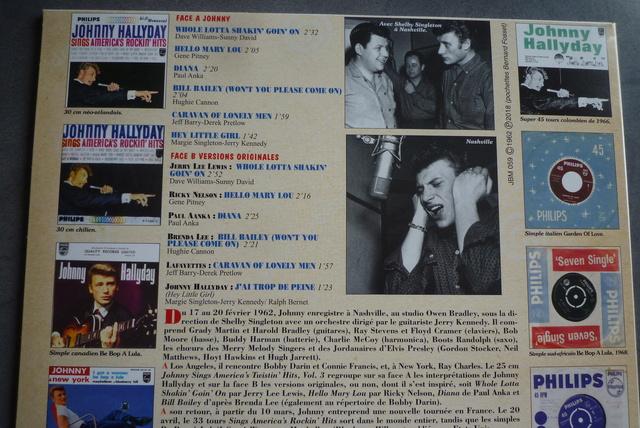 25CM JOHNNY SINGS AMERICA'S TWISTIN' HITS volume 3 de chez JBM P1590717