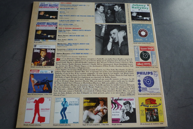 25CM JOHNNY SINGS AMERICA'S TWISTIN' HITS volume 3 de chez JBM P1590718