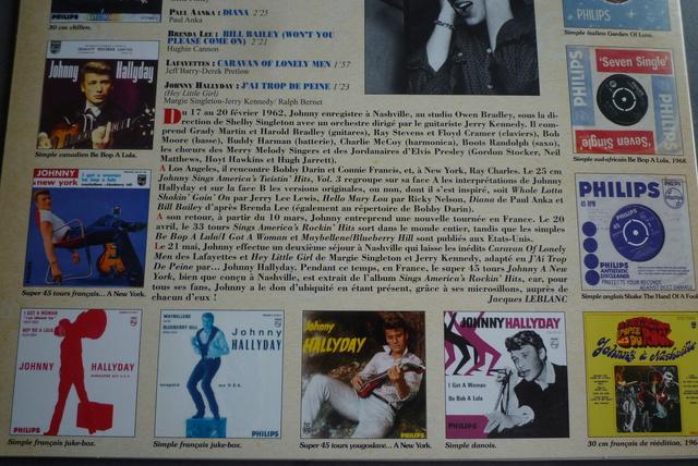 25CM JOHNNY SINGS AMERICA'S TWISTIN' HITS volume 3 de chez JBM P1590721