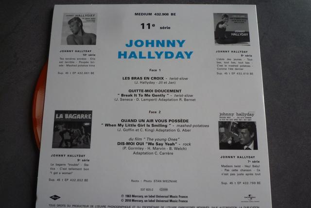 coffret n°5 des 45 tours de collection 1961-1969 édité par Polygram P1590824