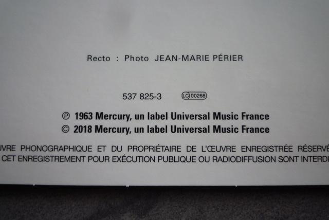 coffret n°5 des 45 tours de collection 1961-1969 édité par Polygram P1590830