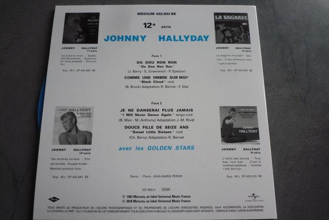 coffret n°5 des 45 tours de collection 1961-1969 édité par Polygram P1590831