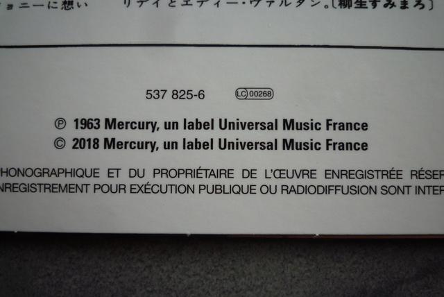 coffret n°5 des 45 tours de collection 1961-1969 édité par Polygram P1590851
