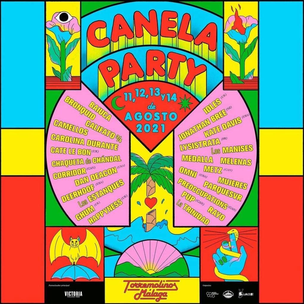 CANELA PARTY 2020 - Metz, Carolina Durante, Camellos, Omni, Dan Deacon, Medalla... (Málaga, 5-8 Agosto) - Página 2 Fb_img28