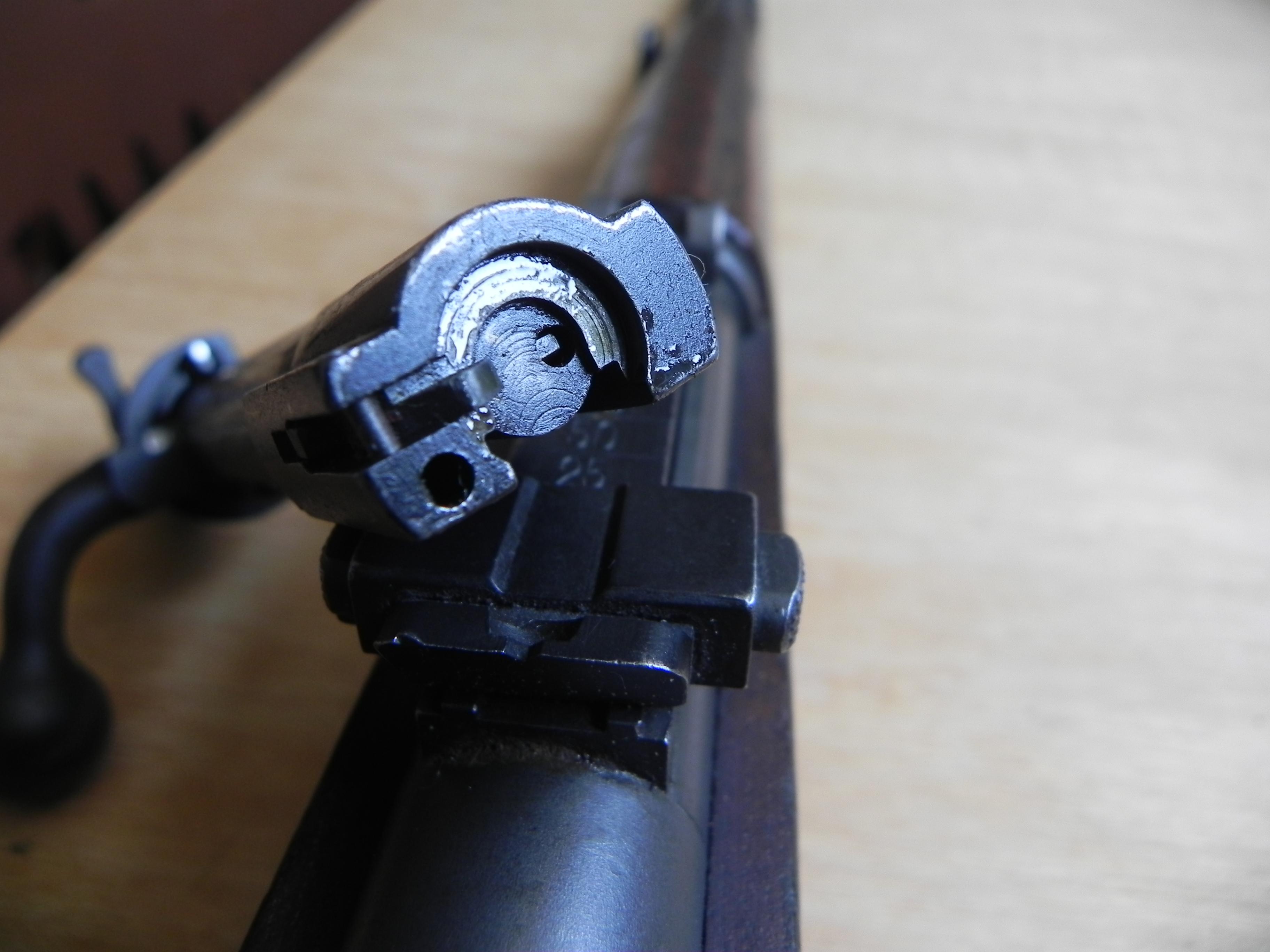 Mauser israélien Dscn7710
