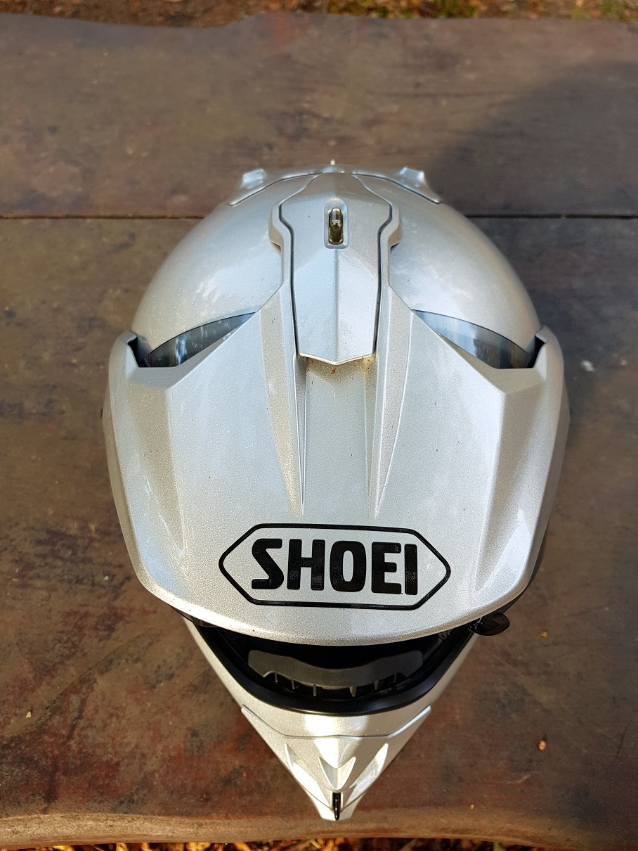 Vends SHOEI HORNET DS 20181116