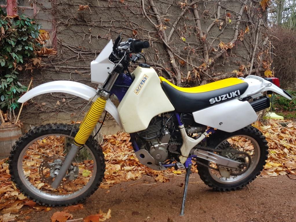 vends Suzuki 350 DR SE 98 20181211