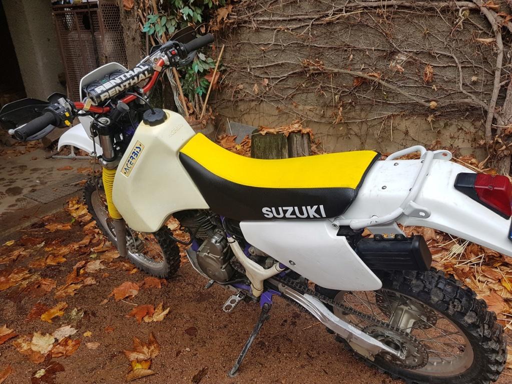 vends Suzuki 350 DR SE 98 20181212