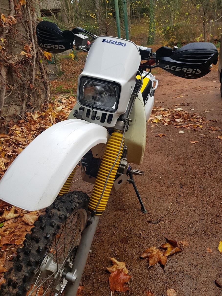 vends Suzuki 350 DR SE 98 20181213
