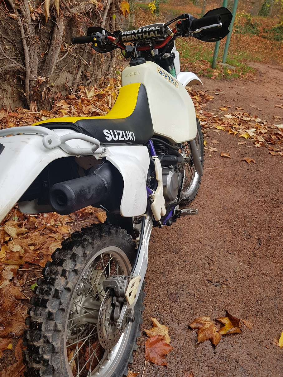 vends Suzuki 350 DR SE 98 20181217