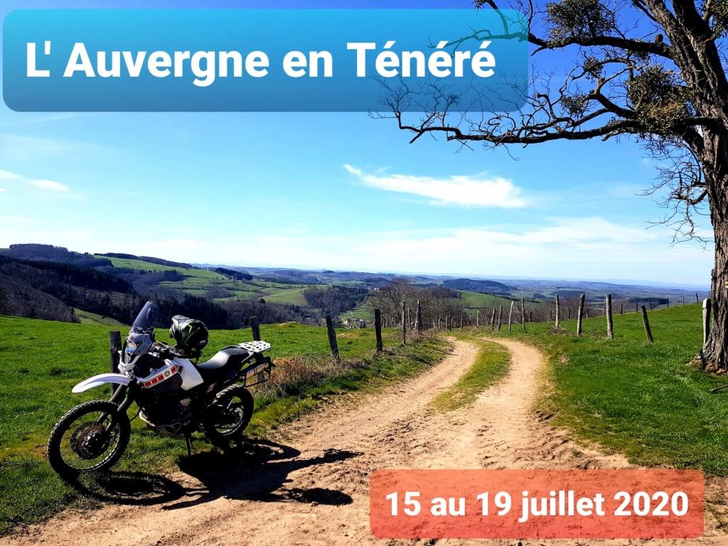 L'Auvergne en Ténéré ... ou autre... 20200516