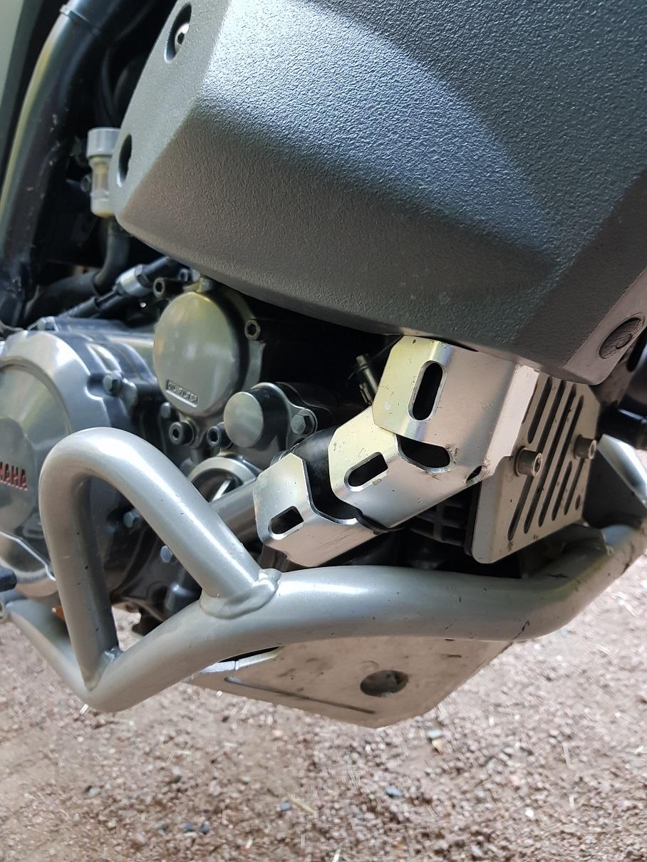 Qu'avez vous fait à votre moto aujourd'hui ? - Page 26 Protec10