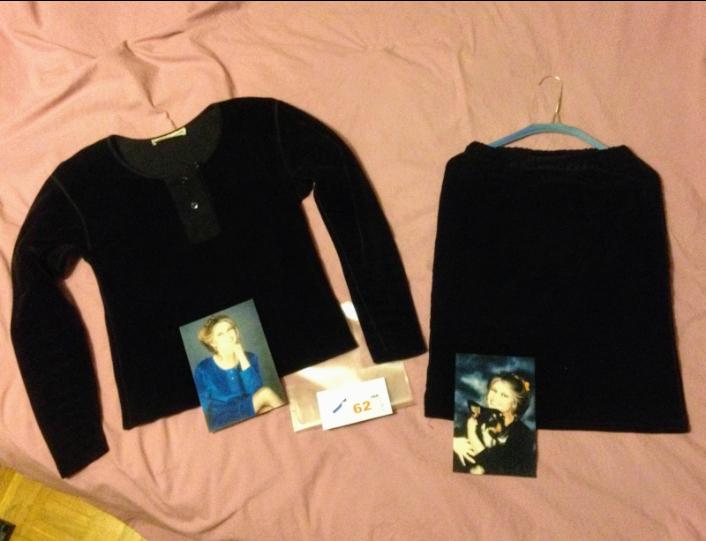 Vêtement porté par Brigitte Bardot  Screen10