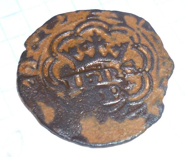 Real Prieto de Juan I (Oporto, 1385-1433). Anv12