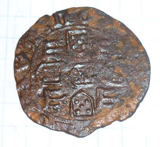 Real Prieto de Juan I (Oporto, 1385-1433). Rev12