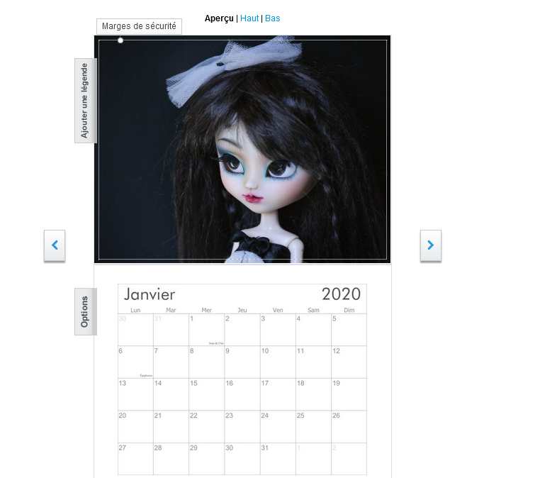 [Projet] Le Calendrier : Pullip Land 2020 [INSCRIPTION CLOSE] - Page 2 Test111