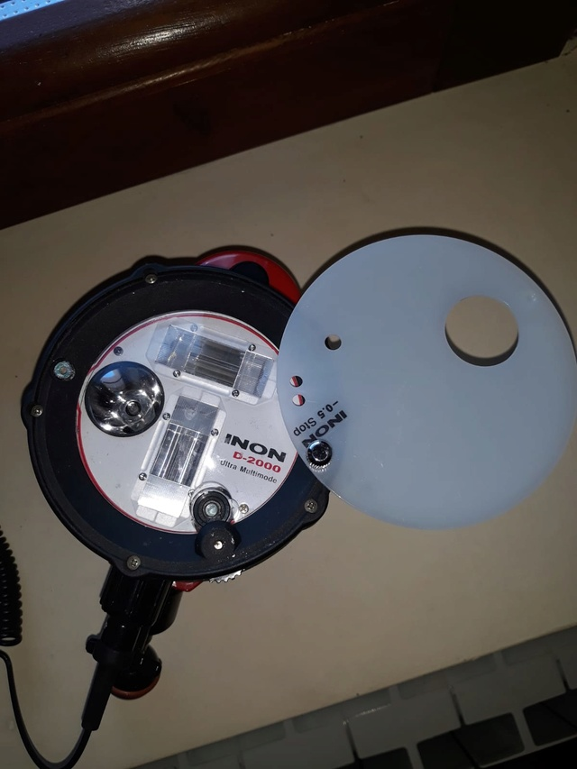 Se vende flash submarino Inon D-2000 9644c510