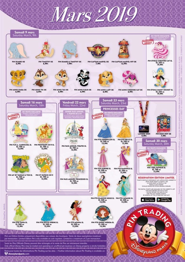 Le Pin Trading à Disneyland Paris - Page 37 6d75b110