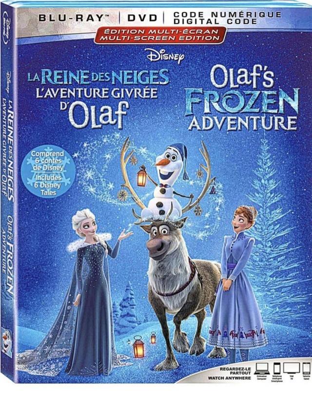 Joyeuses Fêtes avec Olaf [Cartoon Walt Disney - 2017] - Page 22 93fe0310