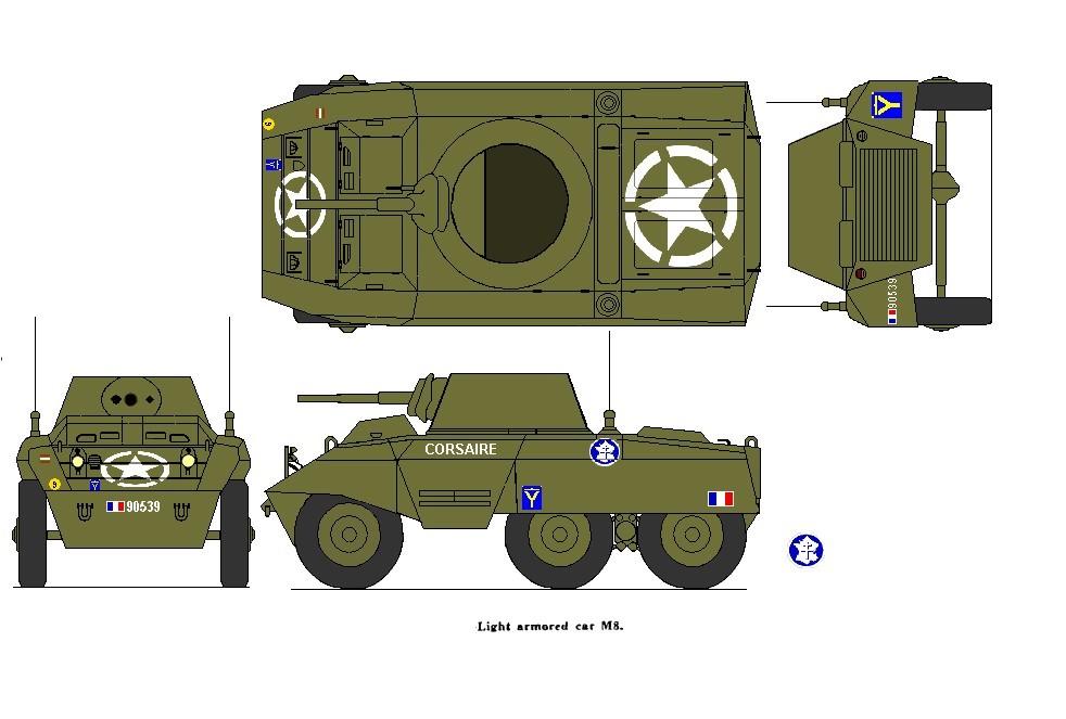 position des marquages sur AMM8 Amm8-210